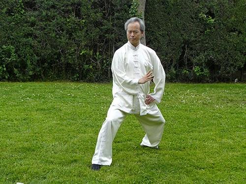 Maestro Liu · Más información en www.chikungtaichi.com